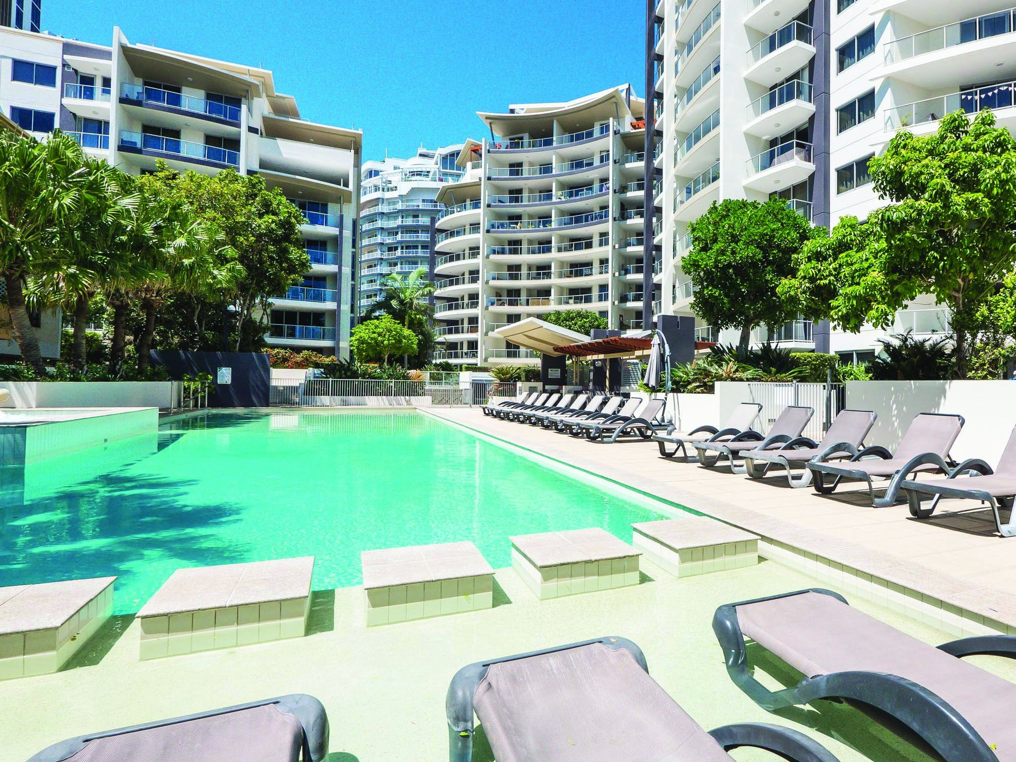 Trilogy Apartments Surfers Paradise