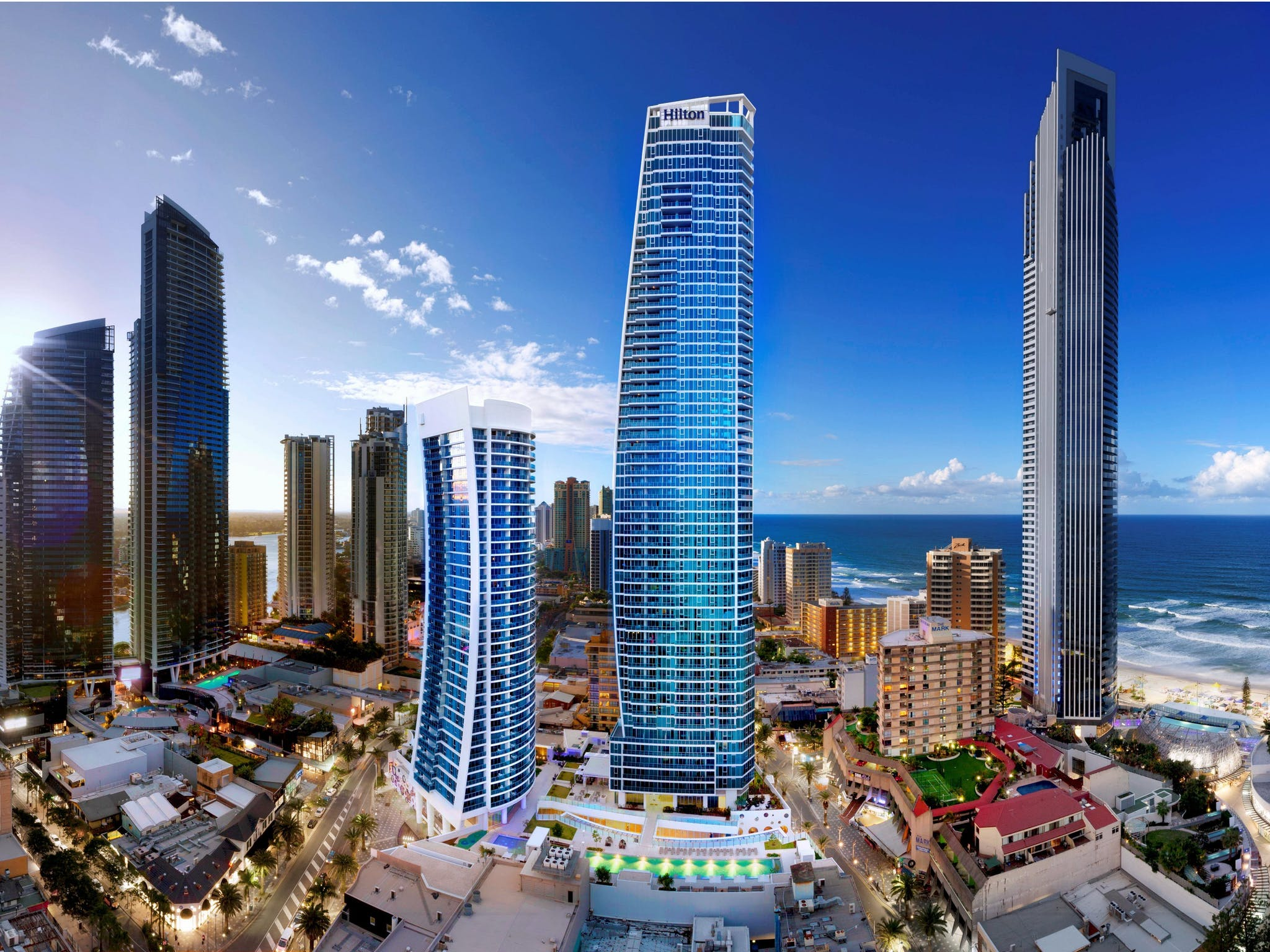 Hilton Surfers Paradise Hotel and Residences